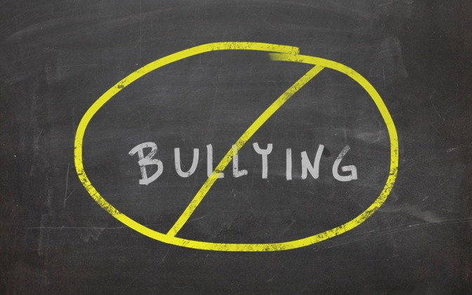 10 Steps for Benching Bullying